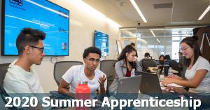 2020 Summer Apprenticeship