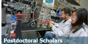 Postdoctoral Scholars Opportunities